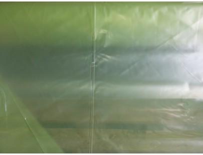 Bache serre de jardin 200 microns - 6m de large - serre plastique - serre tunnel