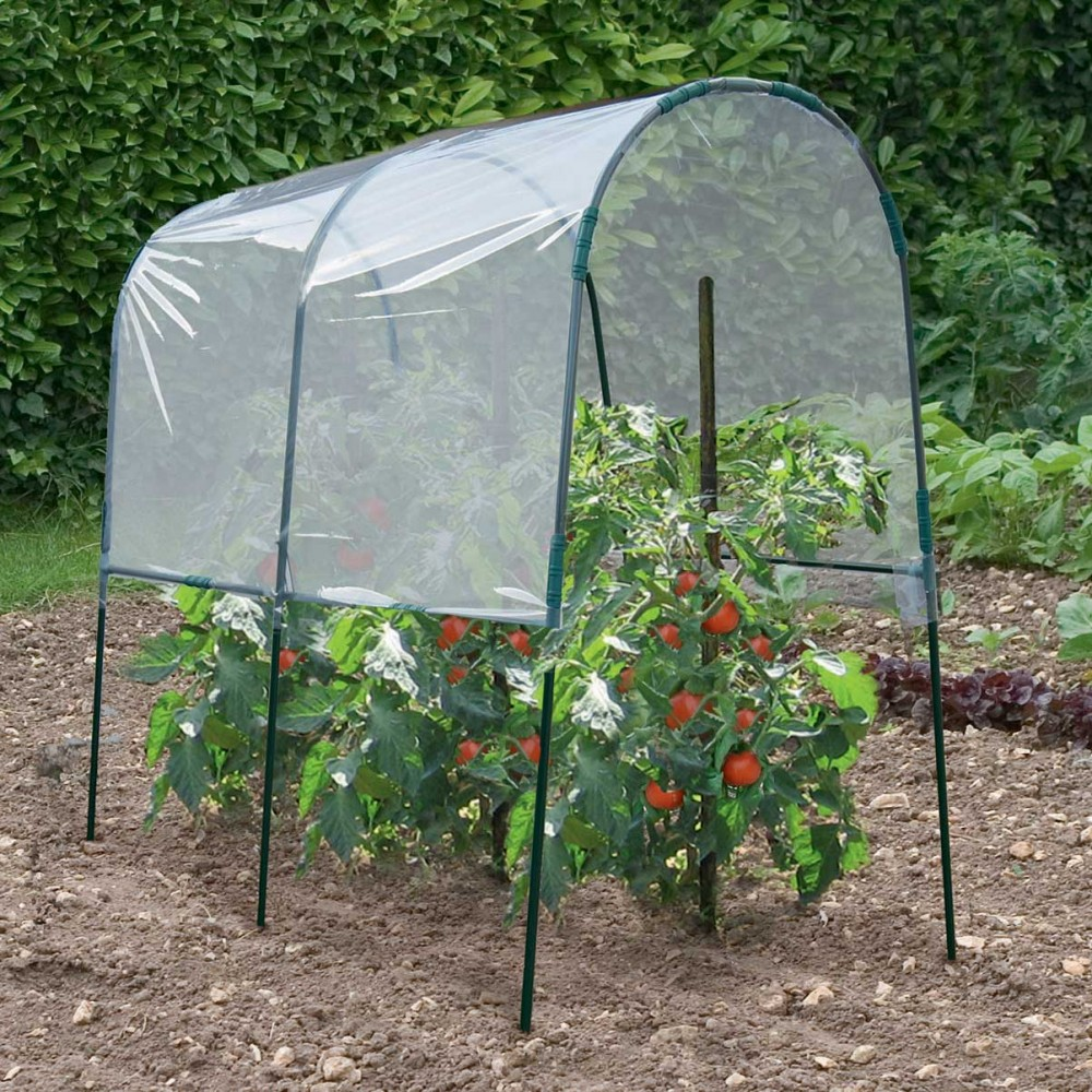 Comment recycler les b ches agricoles blog b ches - Arceaux pour serre de jardin ...