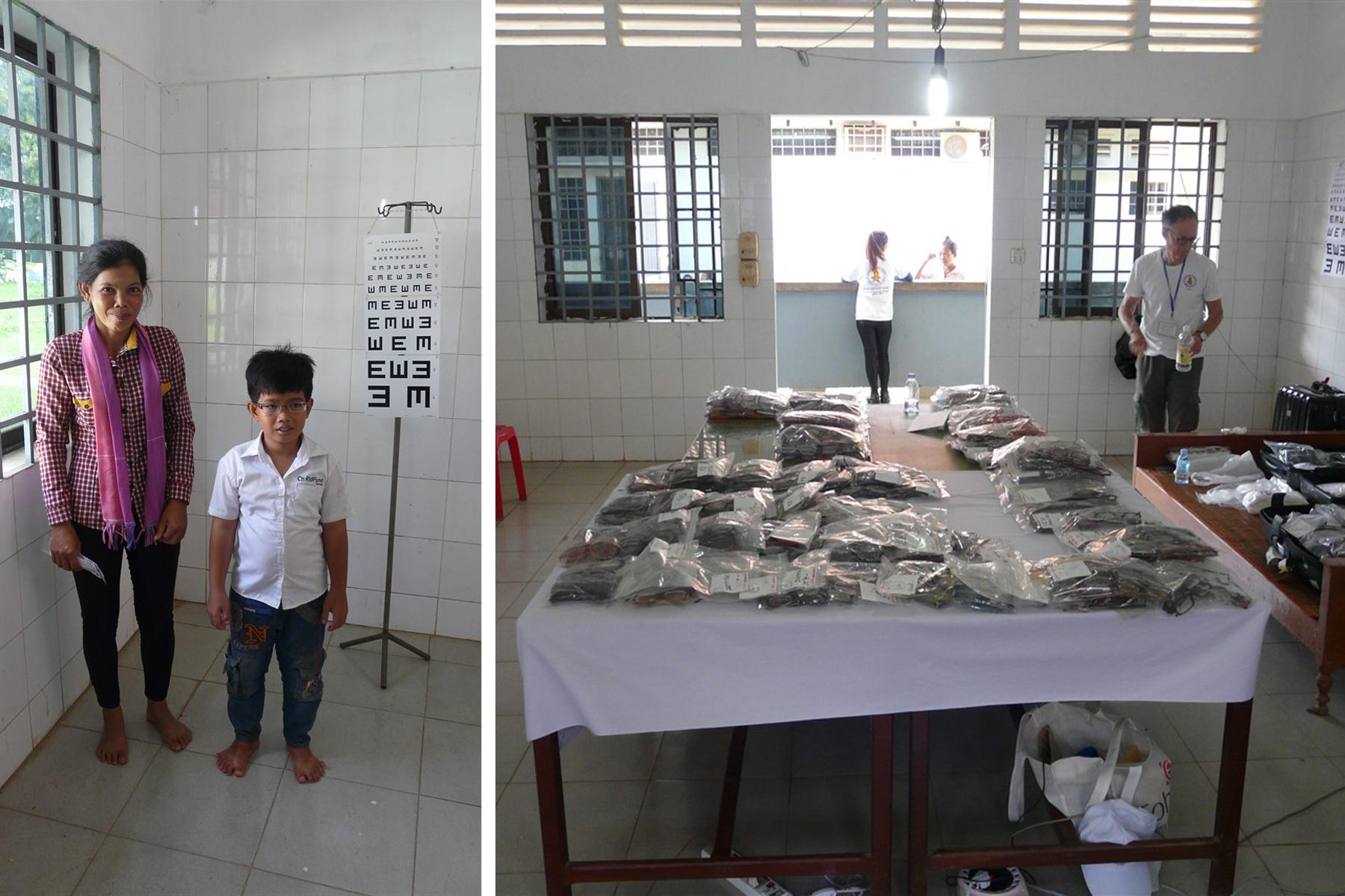 Tecplast soutient l'association Solidarité Bretagne Cambodge